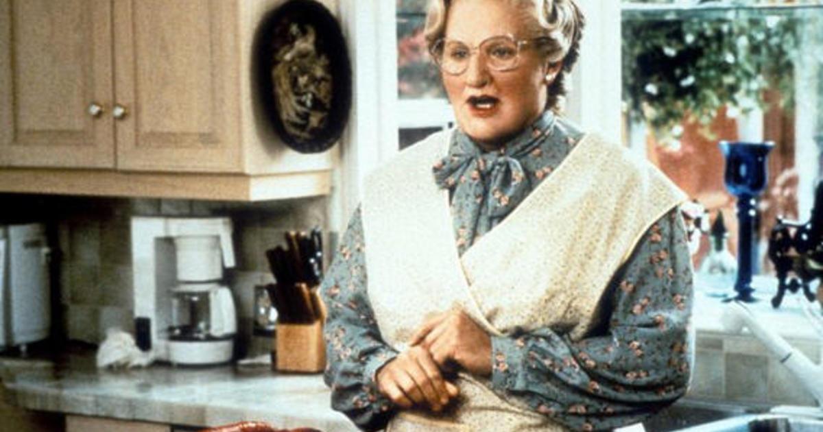Robin Williams' 10 most memorable movie roles - CBS News
