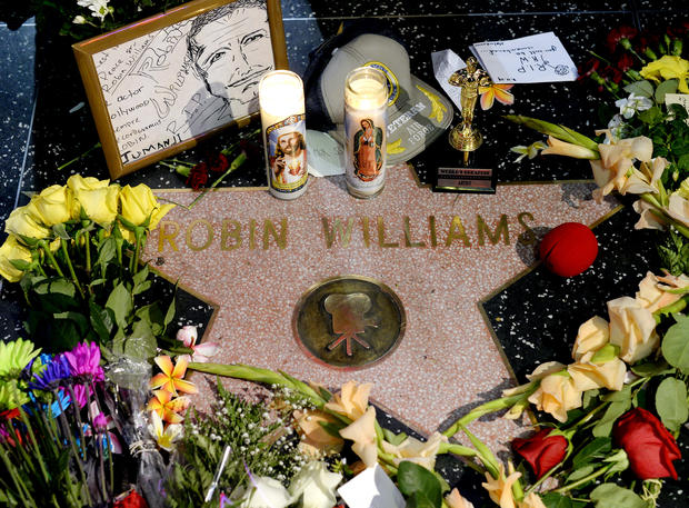 Tributes to Robin Williams