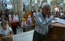 Christian town in Iraq taken over by ISIS