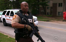 Racial tensions in Ferguson, Mo. after teen's shooting