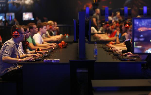 Gamescom shows gamers the future of fun