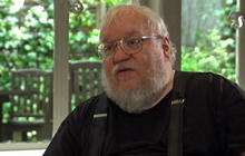 """Game of Thrones"" author George R.R. Martin on show's success, writing next book"