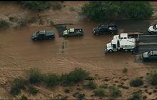 Flash floods put Phoenix area underwater
