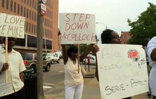 Grand jury set to hear evidence amid unrest in Ferguson