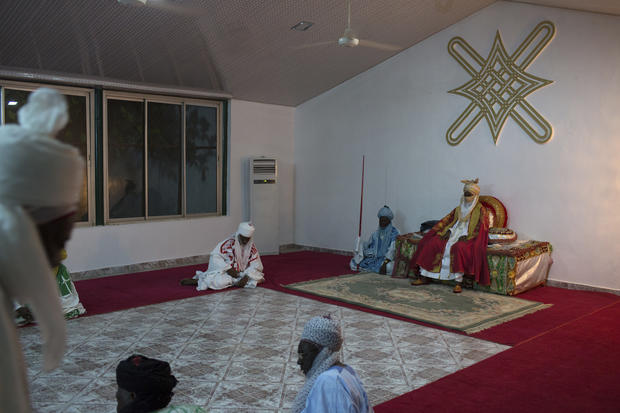 Image result for emir of kano palace