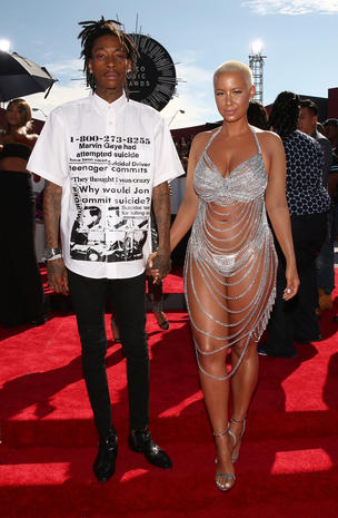 MTV VMAs 2014 red carpet