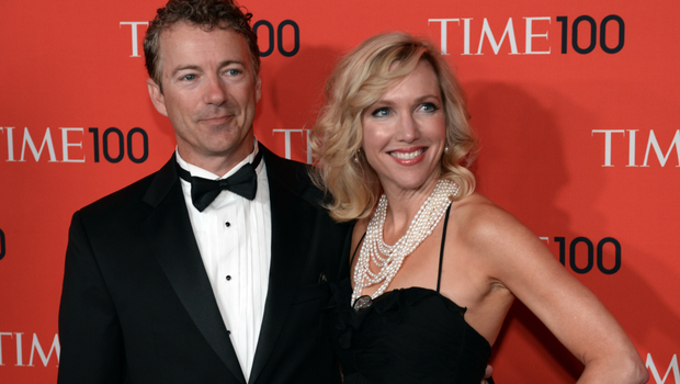 Image result for rand paul wife