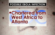 CDC worker has contact with Ebola patient, flown to Atlanta