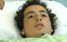 13-year-old injured in California earthquake speaks out