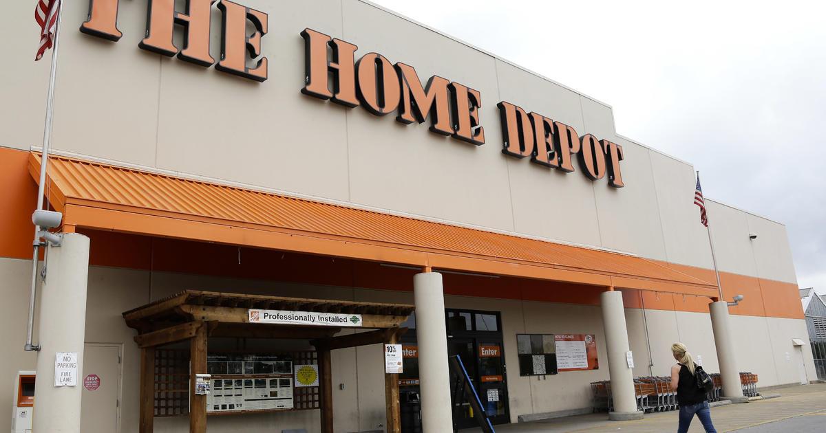 Home Depot Breach Fraud Hits Stolen Accounts Cbs News
