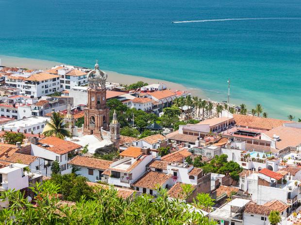 Puerto Vallarta, Mexico Shutterstock