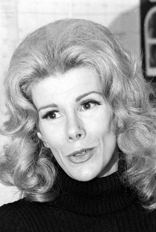 Joan Rivers 1933-2014
