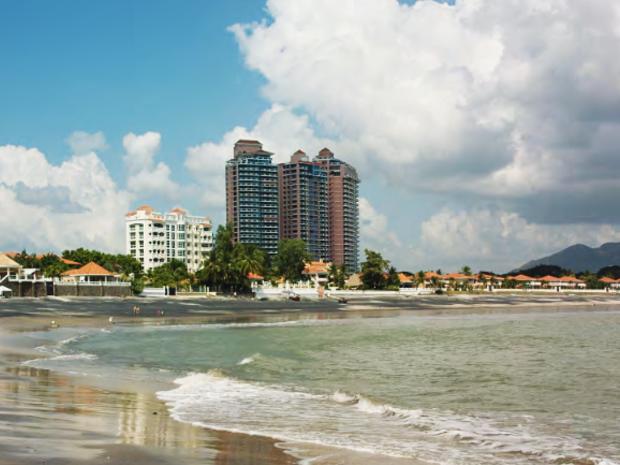 Panama City Beaches, Panama Live and Invest Overseas