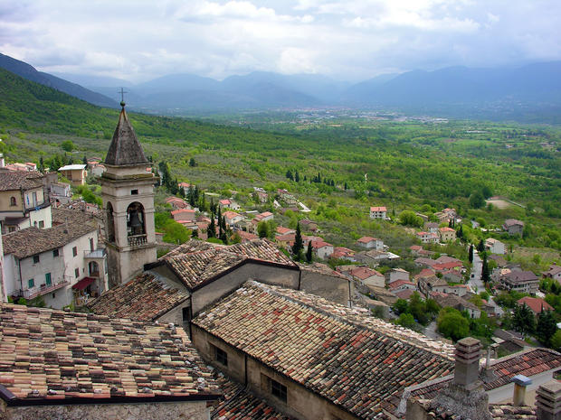 Abruzzo, Italy Live and Invest Overseas