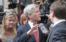 Former Virginia Gov. McDonnell found guilty on corruption charges