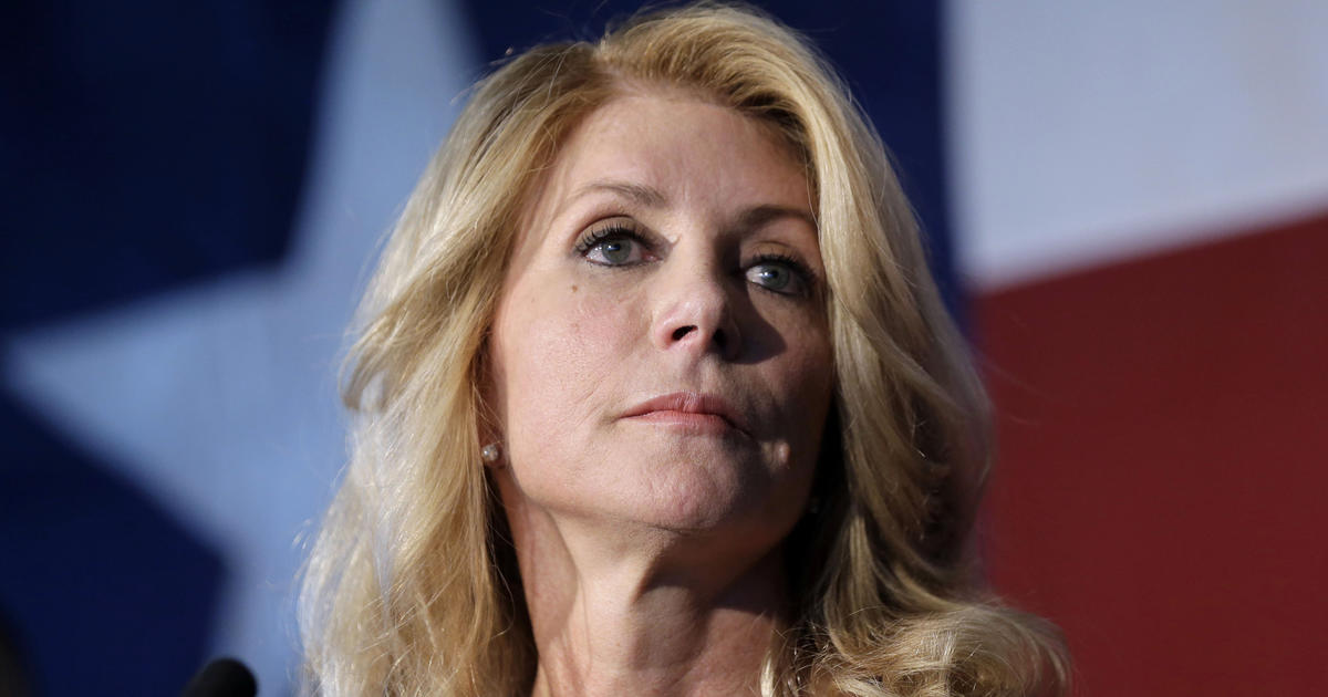 Texas Democrat Wendy Davis announces she'll challenge GOP Rep. Chip Roy