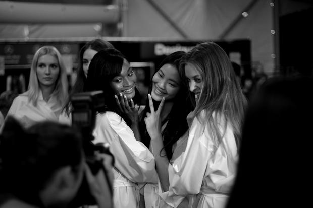 New York Fashion Week Spring 2015: Behind the Scenes