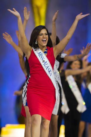 Miss America 2015 preliminaries