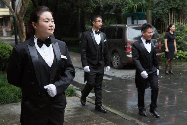 China's International Butler Academy