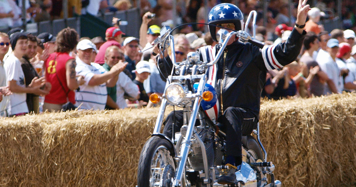 Quot Easy Rider Quot Motorcycle To Go On Sale At Auction Cbs News