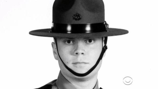 Pennsylvania State Police Trooper Alex Douglass