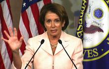 """Nancy Pelosi: """"I will not vote for combat troops"""" against ISIS"""