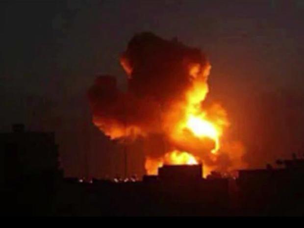 U.S. strikes ISIS in Syria