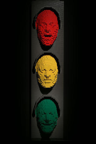 The art of Lego