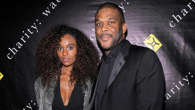 Who tyler perry dating now