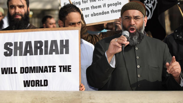 Image result for pic of anjem choudary