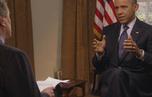"""President Obama: The full """"60 Minutes"""" interview"""