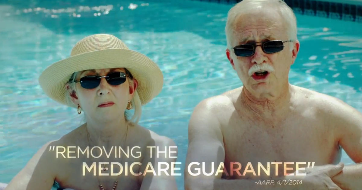 Skinny Dipping Congressman Targeted In Ad Awash With Nude Puns