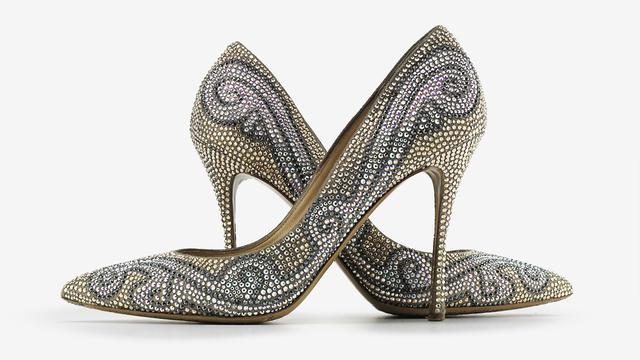 High heels barbara lady Women and