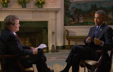 Obama explains why White House didn't arm moderate Syrian opposition