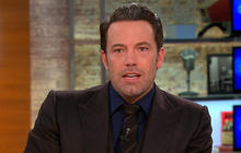 "Ben Affleck on ""Gone Girl,"" family and becoming Batman"