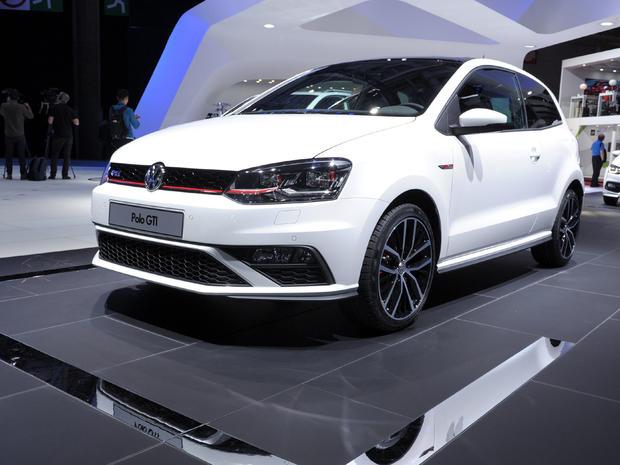 Paris Auto Show: Vive les cars!