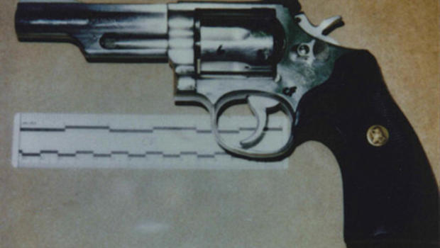 One gun, two crimes? The trials of Linda Cooney