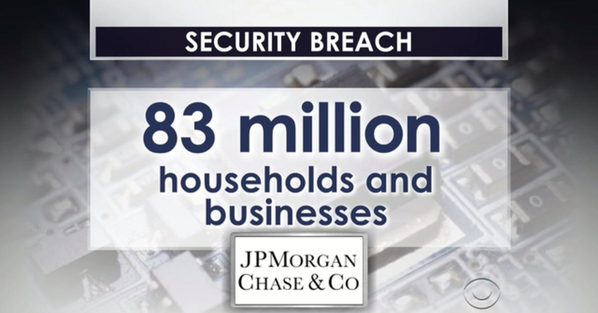 JPMorgan Chase hacking shows growing cybercrime threat - CBS