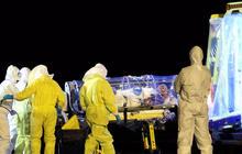 Spanish nurse diagnosed with Ebola raises concerns