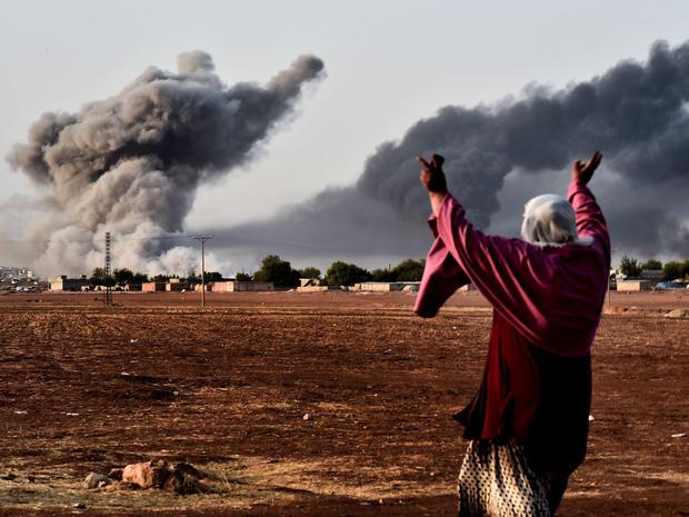 syria kobani ISIS