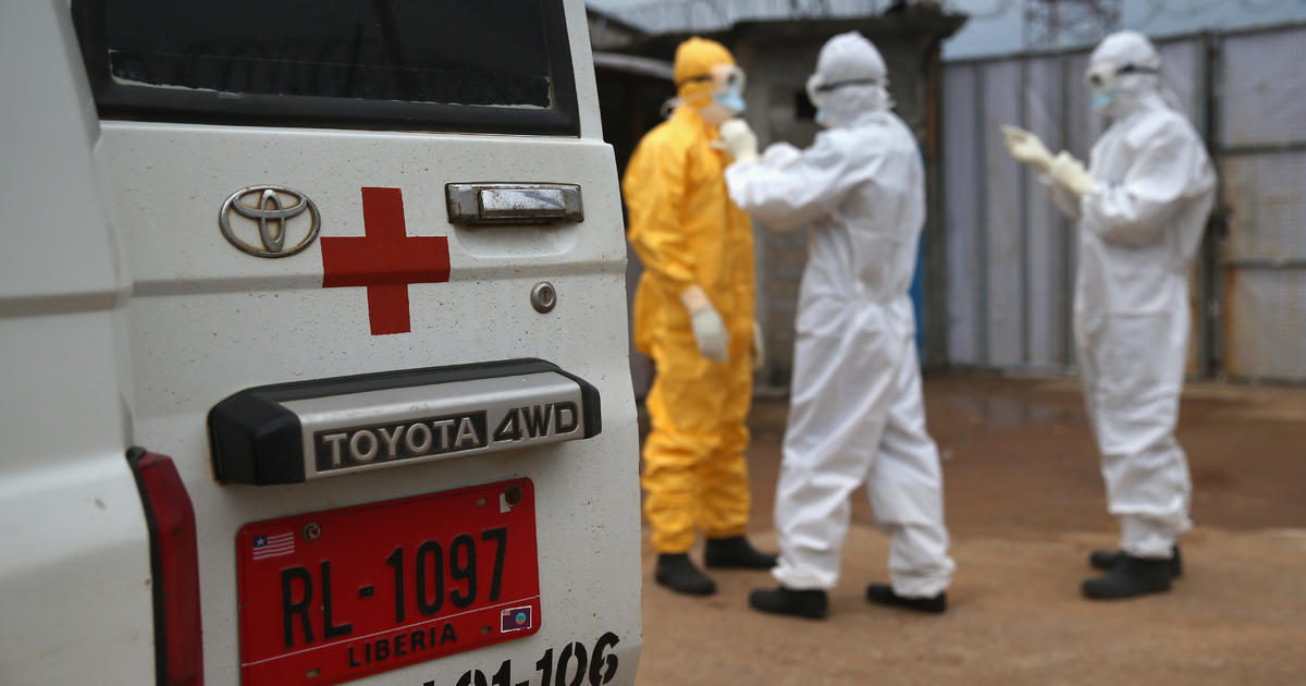 Who Ebola Cases Could Hit 10 000 A Week Cbs News