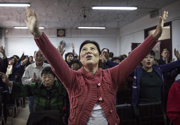 China Christian church