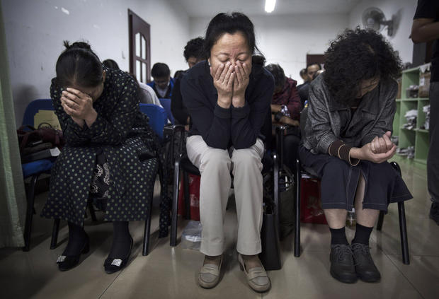 China's secret churches