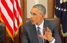 Obama cancels campaign trip to monitor Ebola response