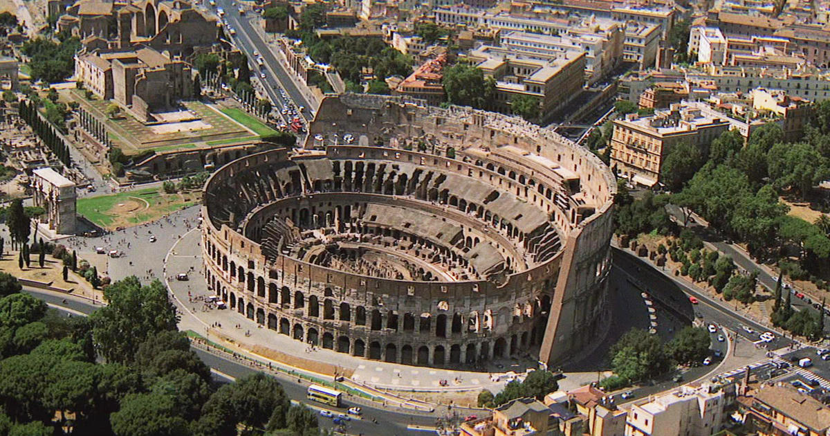 an analysis of the topic of the roman coliseum Roman colosseum architecture  roman citizens sat in the next block of seats, that is the media cavea the rest of the population including the urban poor .