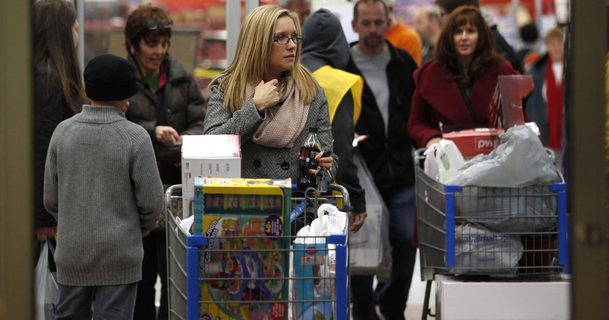 How Black Friday Is Eating Into Thanksgiving Cbs News