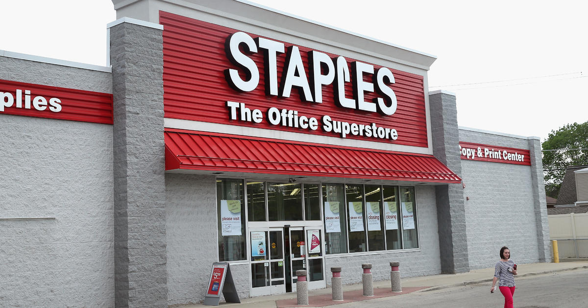 Staples says 1.16 million credit card numbers stolen in breach ...