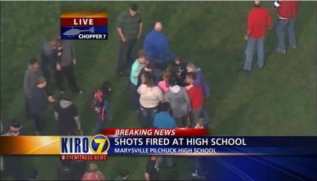School shooting in Washington state