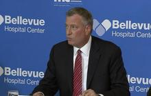 Doctor in NYC tests positive for Ebola virus