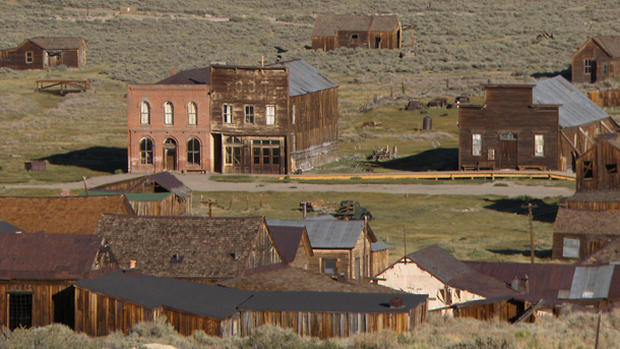 Ghost towns of America
